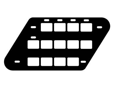 TACTICAL PANEL SB-3.05s for HD ULTRA HARD SADDLEBAGS
