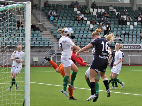 Ny bortamatch för Åland United denna lördag