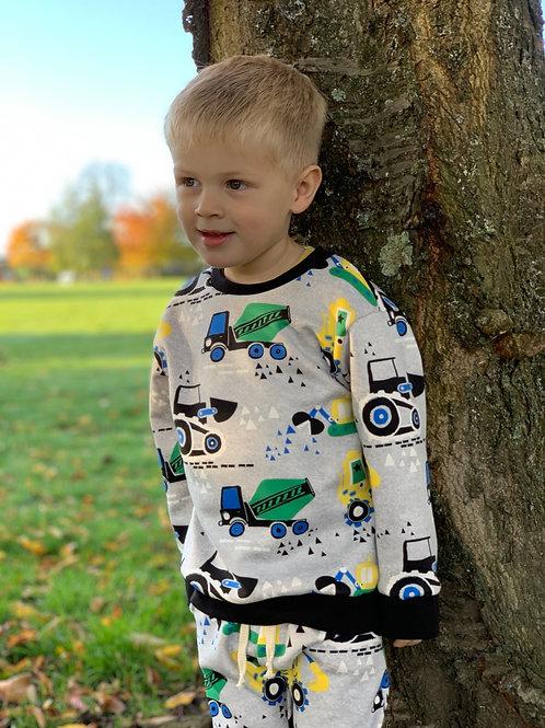 Happy Diggers sweatshirt