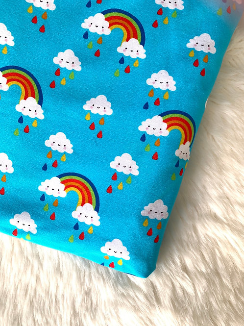 Big Kids - Rainbow and Cloud Shorts