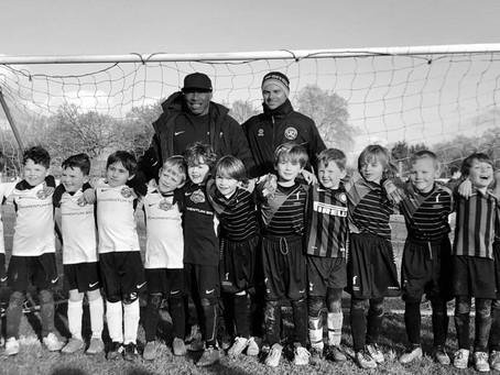 Archive Photo Feb 2020: Scorpion and Broomwood under7s