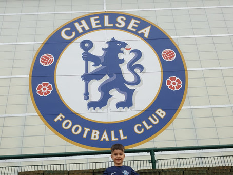 Look who is at Chelsea!!!
