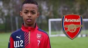 Click for Video! Arsenal FC Wonder Kid! Omari Hutchinson