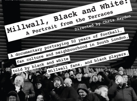 For Phil Walker Fans: A docmentary on Millwall! Watch Now