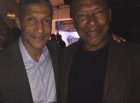 Ex-footballers meet-up!
