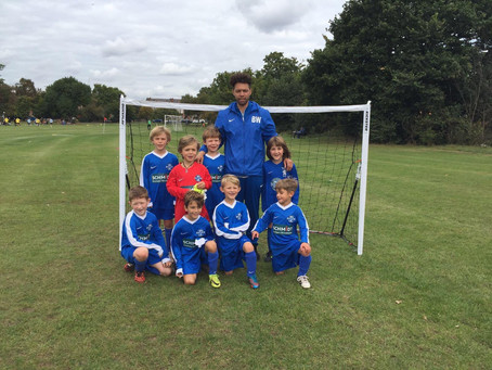 Picture Perfect! PW DONS Under 8's