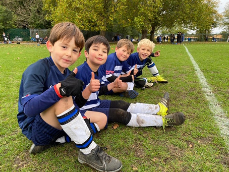 Panthers Under 7's - Take a quick break!