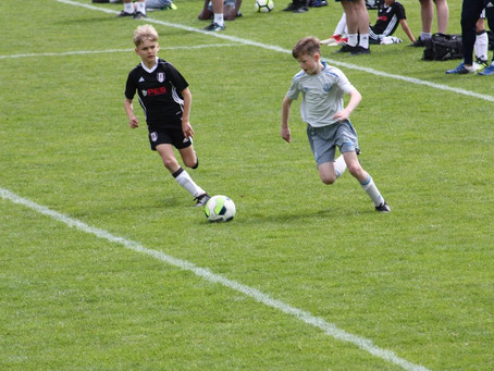 Markuss In Germany – Player For Fulham Under 9'S