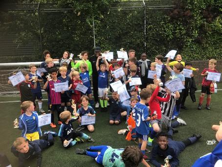 May Football Camp was a Success!