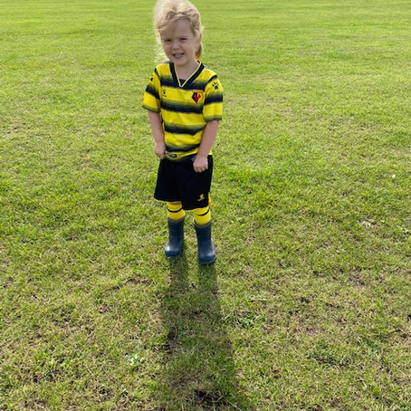 Look at this little Watford Kit!