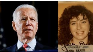 Biden's creepy history