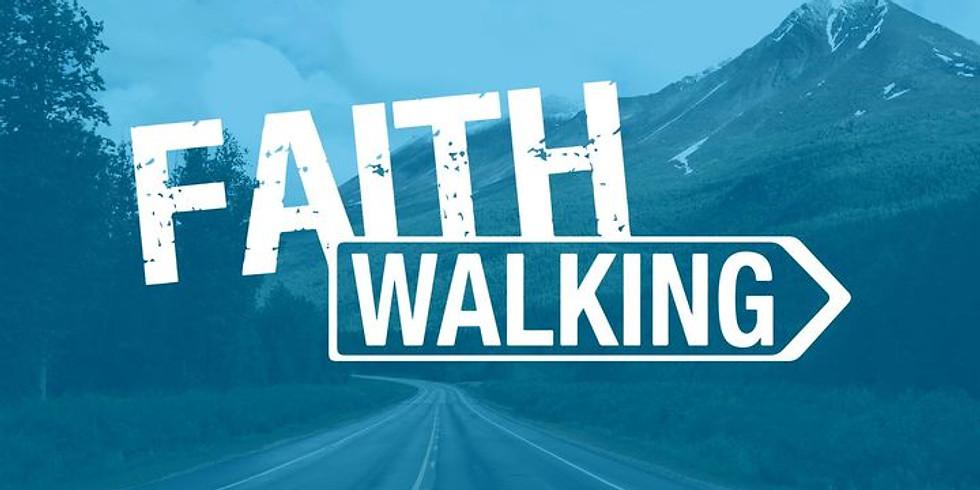 FaithWalking 101 Retreat