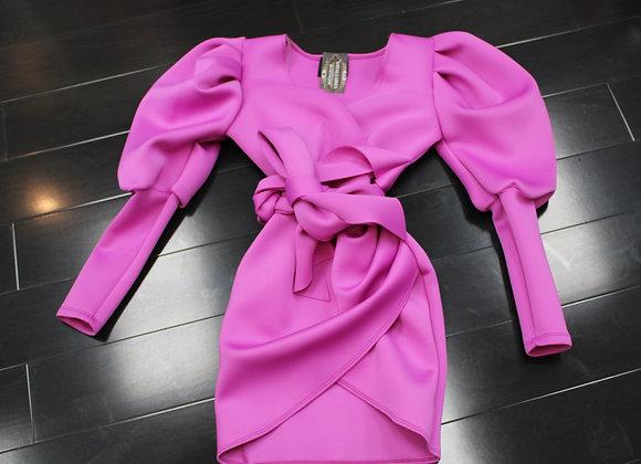 BOWTIE DRESS (SB068)