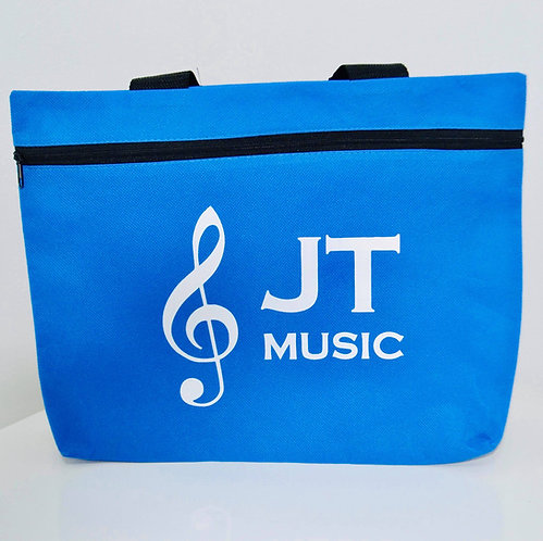 JT Music Book Bag
