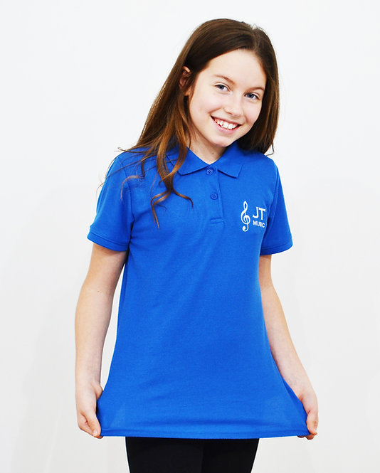 JT Music Children's Polo-shirt