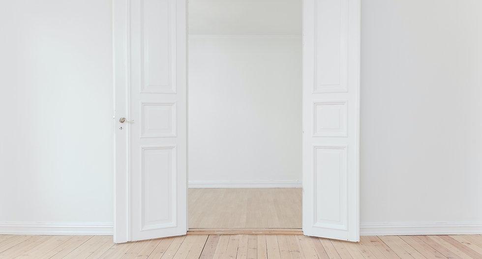 interior design, furnish room, blank canvas