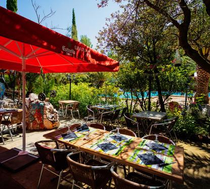 Restaurant Tuchan Occitanie