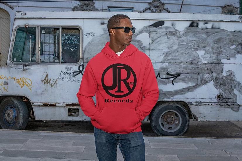 JRrob Records Hoodies
