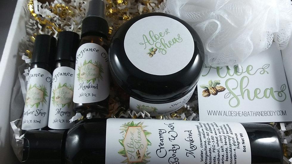 Bath & Body Gift Set (Large)