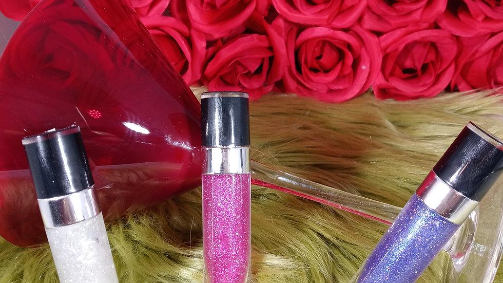 Shyne lip gloss- Glitter Collection