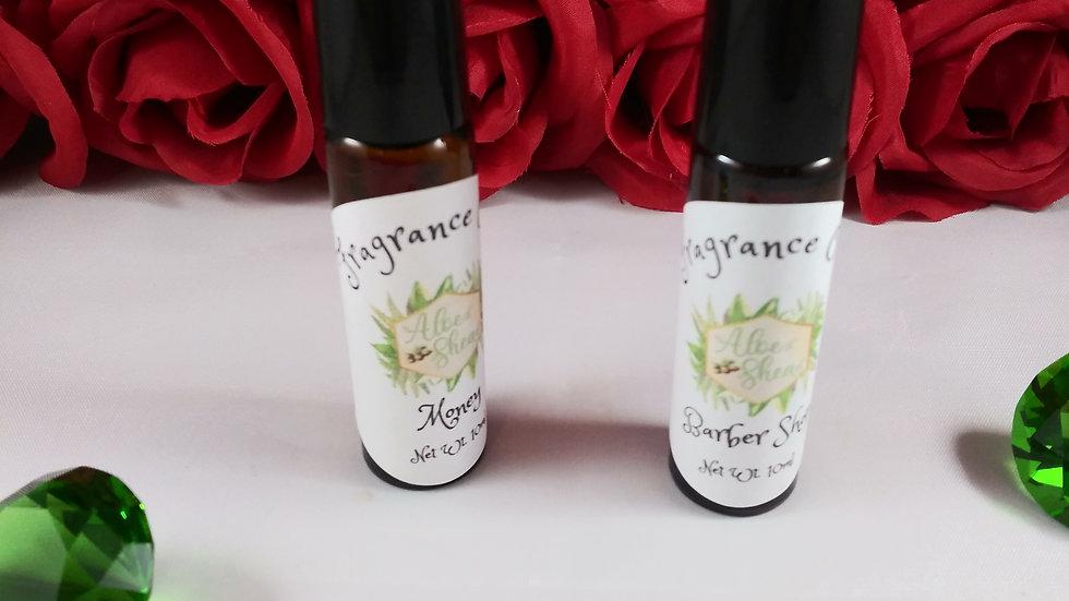 Body Fragrance Oils- Men