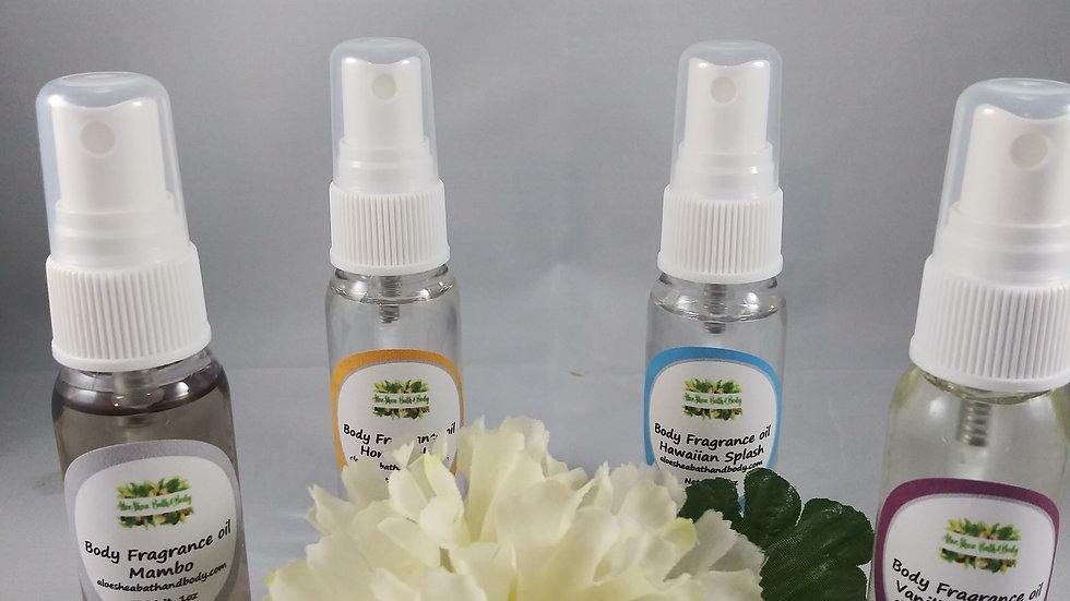 1 oz Body Fragrance Oil- Women