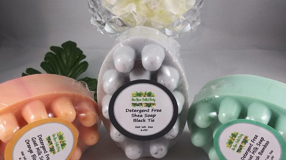 Massage Detergent Free Soap