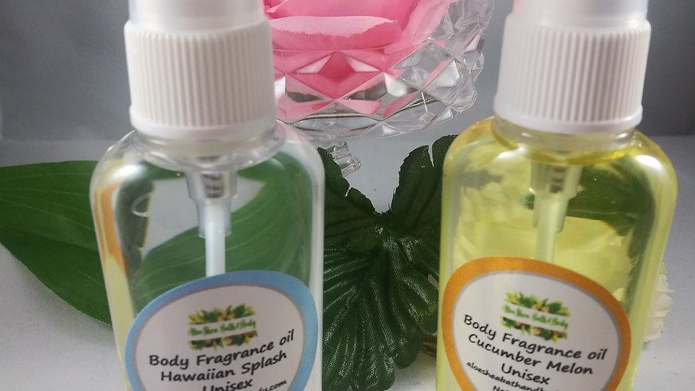 2 oz Body Fragrance Oil- Women