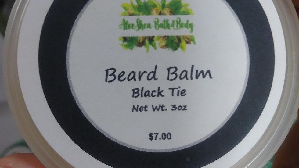 Shea Butter Beard Balm- Nourish