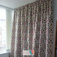 Pinched Pleat Curtain