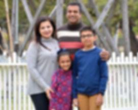 Sapna's family