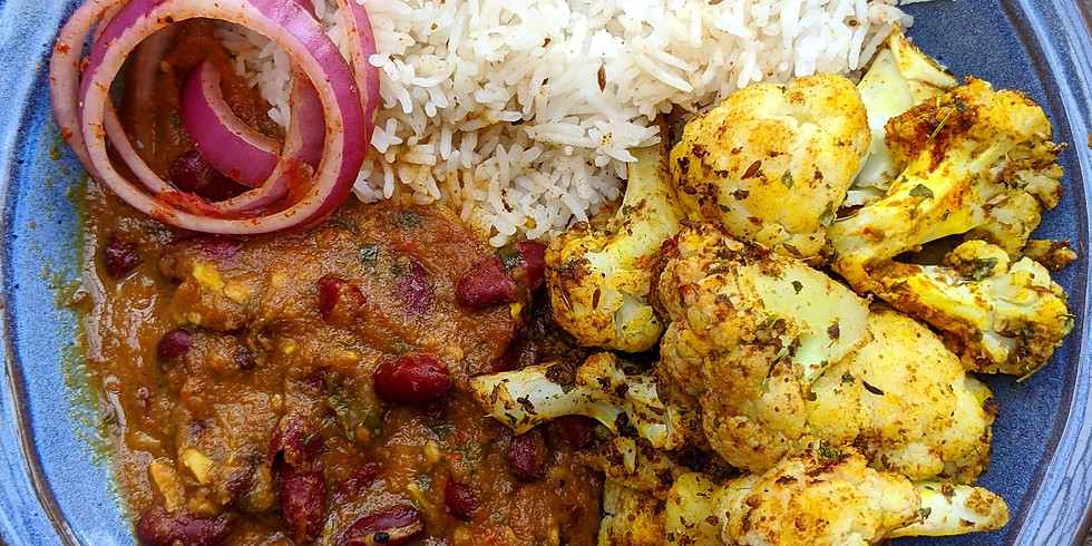 Online Cooking Class - North Indian Comfort Meal