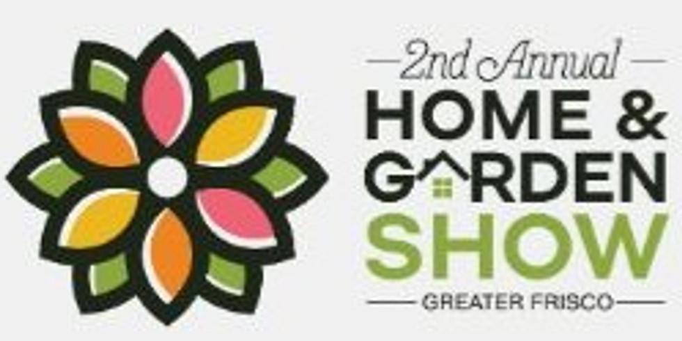 CANCELLED - Cooking Demo - Frisco Home and Garden Show