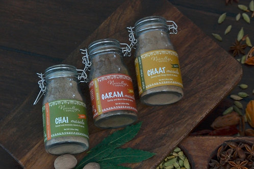 Trio Spice Blends