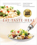 Eat-Taste-Heal -An Ayurvedic Cookbook fo