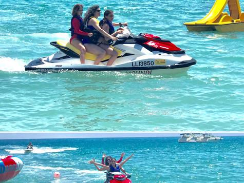 אופנוע ים - גם וגם...