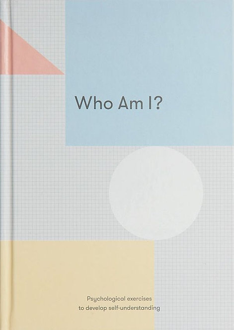 Who Am I? - A Guided Journal to Develop Self-Understanding by Alain de Botton