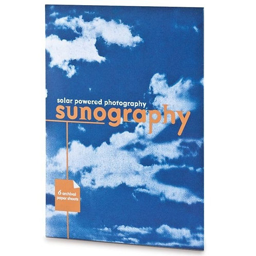 Sunography: Solar Powered Photography Paper