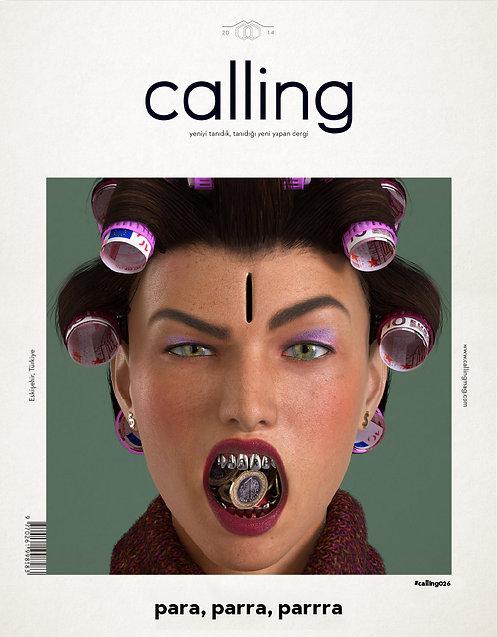 Calling Mag #026 Para