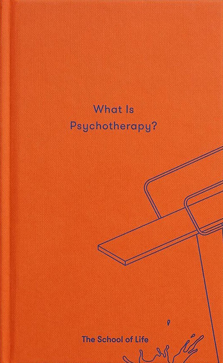 What Is Psychotherapy? by Alain de Botton