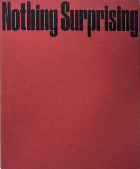 Nothing Surprising by Ali Taptık