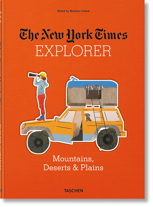 Explorer: Mountains, Deserts & Plains