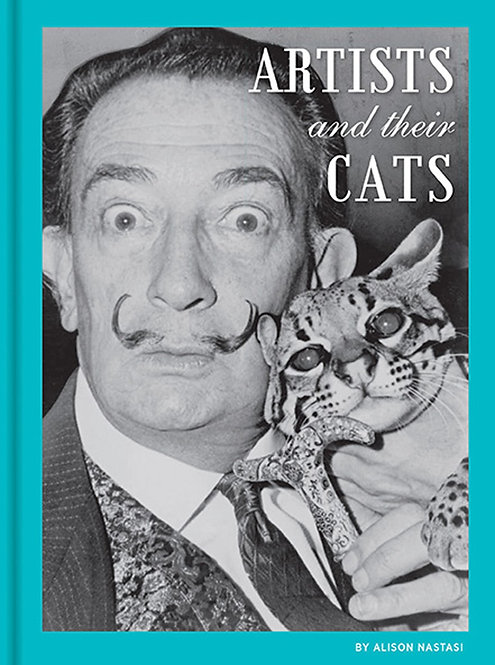 Artists and Their Cats by Alison Nastasi