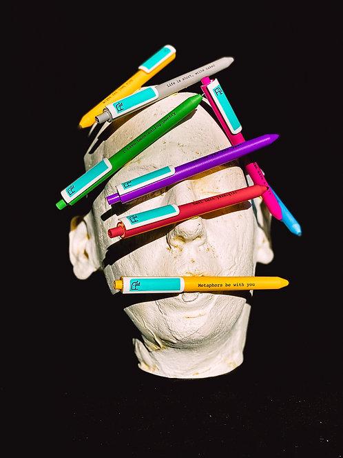 FiL Pen Super Bundle: 90s Turkish Pop + Bookworm Set