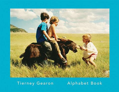 Alphabet Book by Tierney Gearon