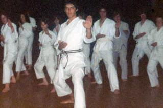 The Queenzieburn Karate Club 1976