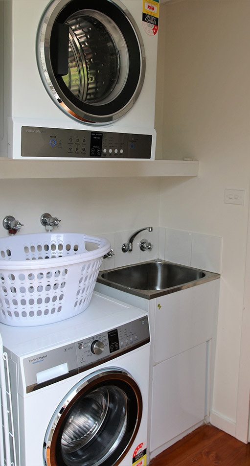 Laundry with everything you need