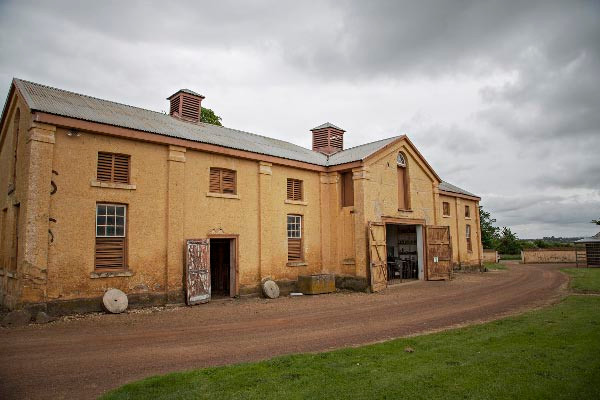 Historic Longford