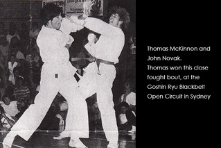 Thomas McKinnon vs John Novak