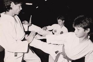Torakan Dojo Tamworth 1986